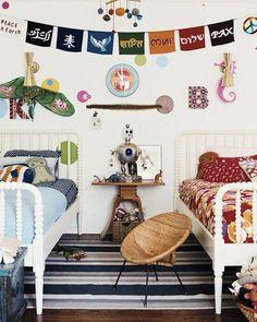 58 New Ideas Gender Neutral Kids Room Shared Boy And Girl Shared Room, Boy Girl Room, Little Girl Rooms, Handmade Home, Neutral Bedroom Decor, Shared Bedrooms, Decoration, Kids Bedroom, Bedroom Ideas