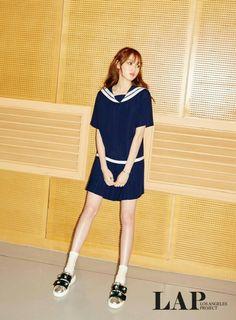 [K-ACTRESS] Lee Sung Kyung Seoul Fashion, Korean Fashion, Cute Korean, Korean Girl, Korean Actresses, Korean Actors, Kim Book, Bok Joo, Lee Sung Kyung
