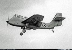 Short SB-6 Seamew AS1 Anti-submarine, first flown 1953