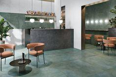 Ceramiche Refin offers a wide range of italian porcelain tiles and italian ceramic floor tiles. Italian floor tiles and porcelain tile flooring. Style Tile, Italian Tiles, House Tiles, Porcelain Tile, Verdigris, 80s Decor, Flooring, Ceramic Tiles, Porcelain Floor Tiles