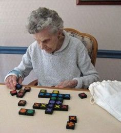 Games for People with Alzheimer's Disease and Dementia