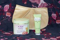 Testbericht #MAsam Bath und Body Macaron Körpersoufflé und Vino Gold Handcreme