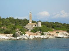 We ♥ Greece | Lighthouse in #Cephalonia, Ionian islands #Greece #travel #greekislands #explore #destination