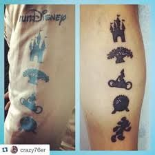 rundisney tattoo - Google Search