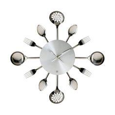 Cutlery Wall Clock | dotandbo.com