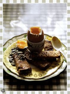 Gizzi Erksine's Egg, Ham And Chips Recipe — Dishmaps