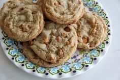 Claire and Janae: Butterscotch Caramel Cookies