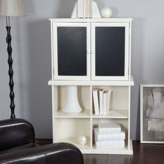 The Caldwell Stacking Bookcase / Storage Collection - Get exactly what you need from a storage & Stackable horizontal bookcase | Small Space Solutions | Pinterest ...