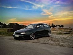 Seat Ibiza 6K Tuning Sports Car