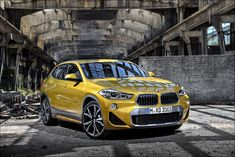 """BMW - Their Smallest Crossover Yet. BMW says it's, """".an unmistakeable design with sporty yet urban genes."""" It is all-wheel drive,… Audi Q3, Nova Bmw, Bmw X2, Volkswagen, Citroen C5, Bavarian Motor Works, Detroit Auto Show, Bmw Autos, Bmw Classic Cars"""