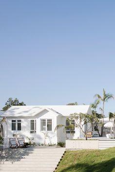 Back Exterior - Three Birds Renovations House 8, Bonnie's Dream Home