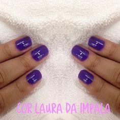 Esmalte Laura Impala da Monalise