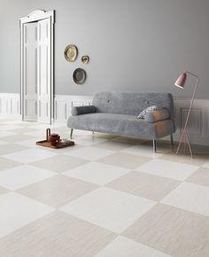 Revestimiento de pared/suelo de gres porcelánico efecto tejido DIGITALART by CERAMICA SANT'AGOSTINO