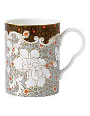 Daisy Tea Story Collection Large Blue Mug