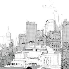 Um pouco mais de Big Hero 6!, por Watanabe, Yamada e Ying   THECAB - The Concept Art Blog