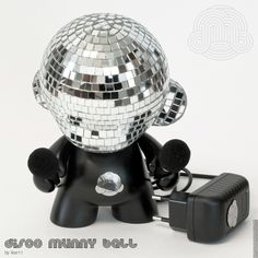 munny | Party Down With Disco MUNNY Ball By ikar11