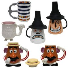 I don't know about you guys but I'm a Disney mug fanatic! It's just the perfect souvenir and any merchandise that both looks cute and is usable is a win win for me! The Disney Parks Blog recently s...