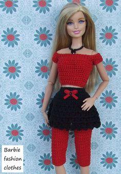 Top, Skirt & shorts - (no pattern) #