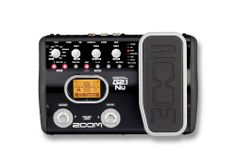 #Zoom G2.1Nu Multi-Effect Guitar Pedal with USB Interface