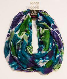 Sharing Happens • Pin a gift • X Fashion • bufanda D&Y Q149