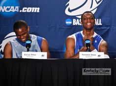 Photo Gallery: Kentucky's press conference on Saturday in Atlanta