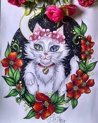 Image result for karolina kubikowska coloring book