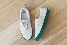 WTAPS x Vans Vault OG Era LX (2015 Autumn/Winter) - EU Kicks: Sneaker Magazine