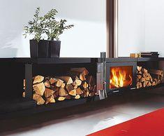 Kaminofen balance - skantherm - Wir sind Feuer und Flamme