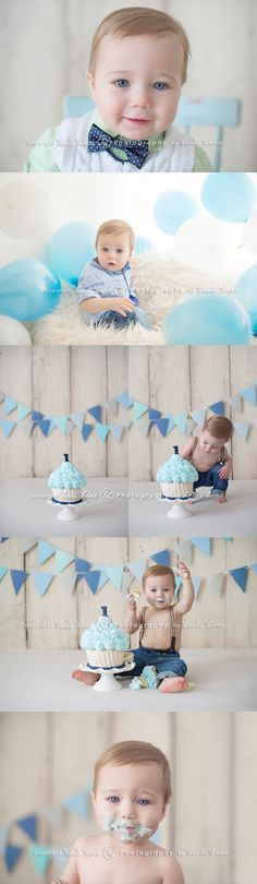 Baby boy photography 1 year first birthdays cake smash 36 ideas for 2019 - Kids & Baby - first birthday cake-Erster Geburtstagskuchen Cake Smash Photography, Birthday Photography, Photography Ideas, Bebe 1 An, 1st Birthday Photoshoot, 1st Birthday Pictures, Baby Boy First Birthday, 1st Birthday Ideas For Boys, 1st Birthday Outfit Boy