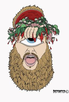 action bronson. distorted.