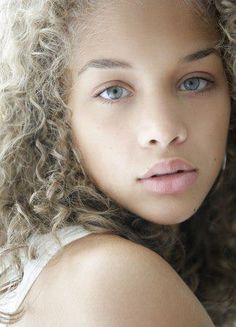 Jasmine Sanders 2013 | Jasmine Sanders - No Makeup - BEAUTIFUL.