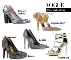 25 Hottest Party Heels 2013-14 | http://www.Vogue.in/content/25-hottest-party-heels