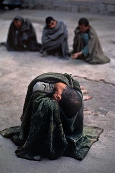 Outsiders | Steve McCurry