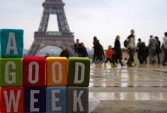 Having A Good Week in Paris