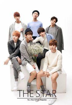 BTS- AJ x THE STAR Magazine