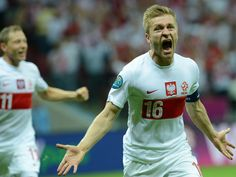 Jakub Blaszczykowski's spectacular effort saw Poland earn a 1-1 draw against Russia in Euro 2012 Group A.