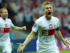 Jakub Blaszczykowski's spectacular effort saw Poland earn a 1-1 draw against Russia in Euro 2012 Group A.