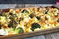 Kartoffel - Hähnchen - Gemüse - Gratin ♡ All in One auf dem Ofenzauberer von Pampered Chef
