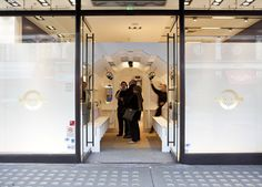 Regent Street Windows Project 2012