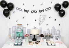 ... + Nina Designs + Parties: FIESTAS: SUPERHEROES PARTY
