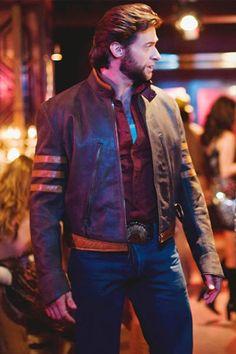 Wolverine X Men Origins Jacket