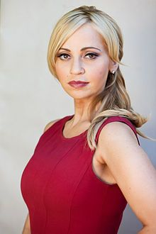 Tara Strong: She is the voice actor of Ravin. Not just raven though also Timmy turner, dill pickles, I mean I could go on forever Equestria Girls, Powerpuff Girls, Tara Strong, Jake Long, The Fairly Oddparents, American Dragon, Kim Possible, Guild Wars, Voice Actor