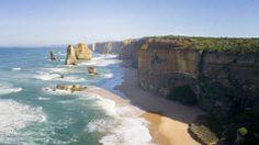 The Twelve Apostles, just off The Great Ocean Road, Victoria, #Australia