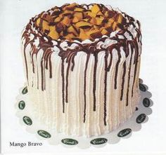 Mango Bravo of Contis...ooohhh-lala...yummmm....my all time fave!