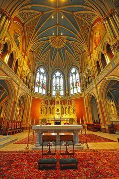 Saint John the Baptist Cathedral (Savannah, GA)