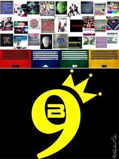 #빅뱅 #bigbang #gdragon #seungri #taeyang #top #daesung #9anniversary