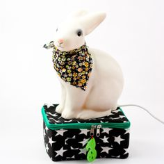 Sunday in color — egmont toys - rabbit lamp  #backinstock #heico