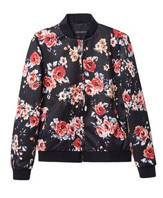 Print Slim Fit Jacket