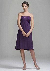 Affordable Bridesmaid Dresses | On Sale Now | Shop at Davids Bridal more colors $59.99