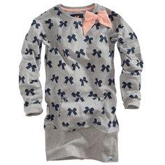 Z8 tricot 'strikjes' jurk